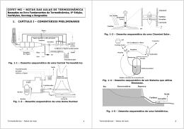 notas de aula termo - Engenharia Mecânica/UFRJ