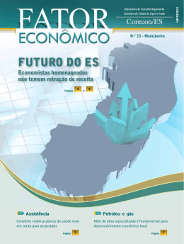 FUTURO DO ES - Corecon-ES