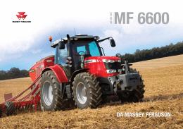 DA MASSEY FERGUSON - Tractores de Portugal
