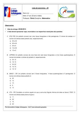 matemática flávio p1 iii bimestre
