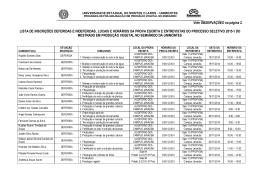 Acleide Maria Santos Cardoso - Produção Vegetal no Semiárido