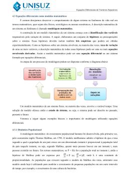 Álgebra II - Introdução - Prof. Ms. Robson Rodrigues da Silva
