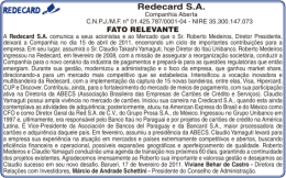 Redecard S.A.