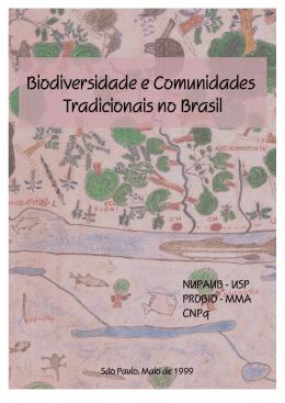 Saberes tradicionais e biodiversidade no Brasil