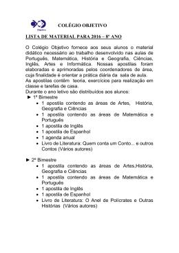 - Colégio Objetivo de Itapeva