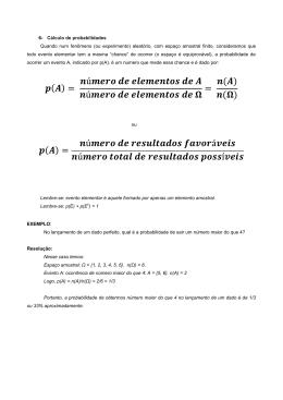 Apostila de Matemática IV – Aula 06