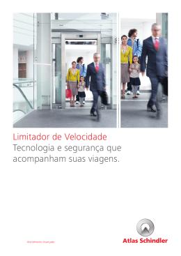 Limitador de Velocidade Tecnologia e segurança que acompanham