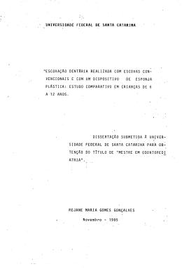 GONÇALVES, REJANE MARIA GOMES
