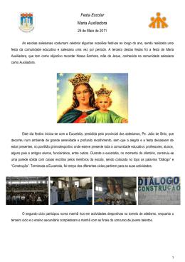 Festa Escolar - Maria Auxiliadora File