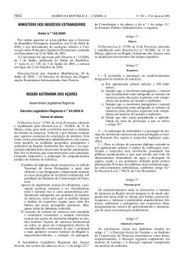 5842 MINISTÉRIO DOS NEGÓCIOS ESTRANGEIROS REGIÃO