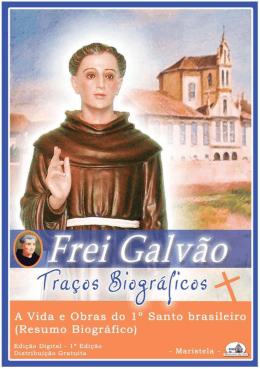Traços Biográficos de Frei Galvão