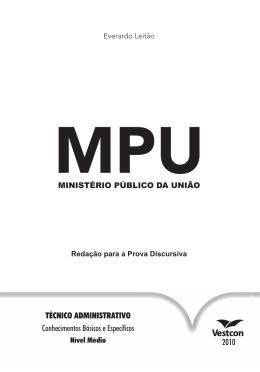 MPU - Vestcon