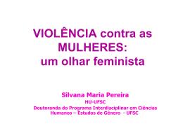 Apresentação Silvana Maria Pereira - I Encontro de - Sinte-SC
