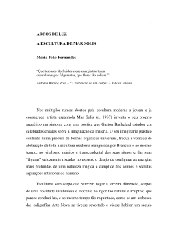 Texto Maria João Fernandes
