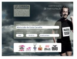 Maria João da Costa Carvalho
