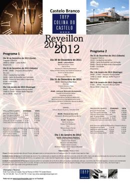REVEILLON 1995 / 96