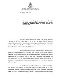 RECIBO DE CONSIGNAÇÃO