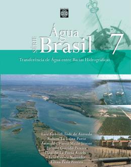 Transferência de Águas entre Bacias Hidrográficas