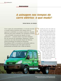 Revista Máquinas e Metais