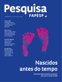 nascidos antes do tempo - Revista Pesquisa FAPESP