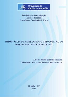 Bruna Barbosa Teodoro - Universidade Católica de Brasília