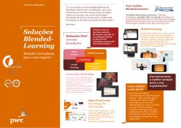 Soluções Blended- Learning
