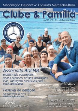 Festival de natação - ADC Mercedes-benz