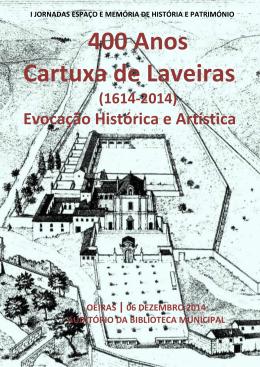 400 Anos Cartuxa - Programa 6,7,8 e 11 Dez_ 2014