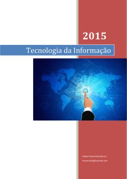 Tecnologia da Informação - felipe.pusanovsky.nom.br