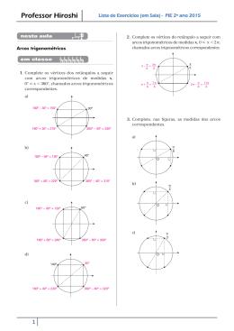 matemática 2 - Colégio Guilherme de Almeida