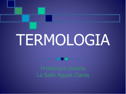 menor temperatura