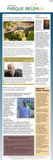 Vice-presidente da mantenedora do HPB, comemora 80 anos