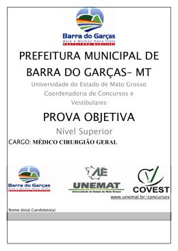 CADERNO DE MÉDICO CIRURGIÃO GERAL