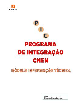Programa de Informação CNEN
