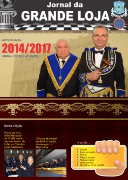 Jornal da GLEG Setembro de 2014