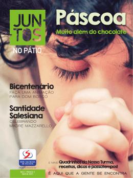 revista Juntos no Pátio - Rede Salesiana de Escolas