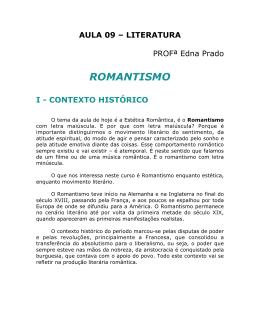 ROMANTISMO - Comunidades.net