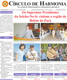 Diario SP_TB_235.P65 - SEICHO NO IE DO BRASIL
