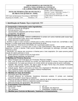 08.agua.oxigenada - Grupo Hospitalar Conceição