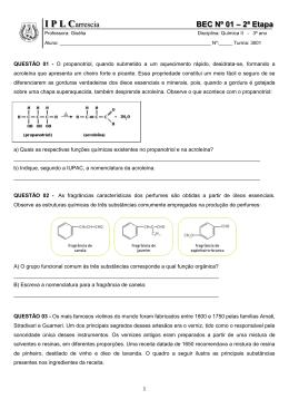 I P L Carrescia BEC Nº 01 – 2ª Etapa
