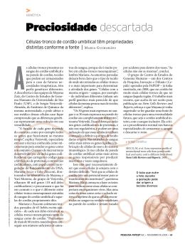 Preciosidade descartada - Revista Pesquisa FAPESP