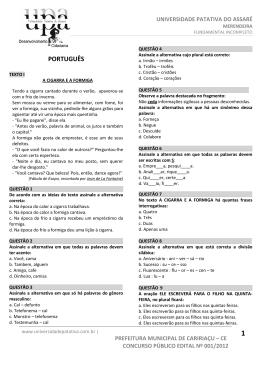 merendeira - Universidade Patativa do Assaré