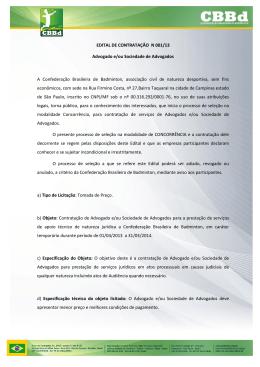 Baixe o Arquivo - Confederação Brasileira de Badminton