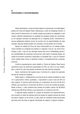 5 Conclusões e recomendações - Maxwell - PUC-Rio