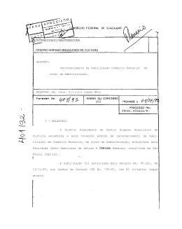 INTERESSADO/MANTENEDORA