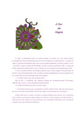 A Flor da Alegria
