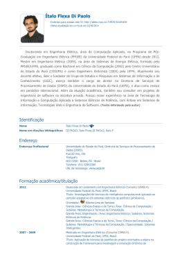 Italo Flexa - UEPA Campus XX - Curso de Tecnologia em Análise e
