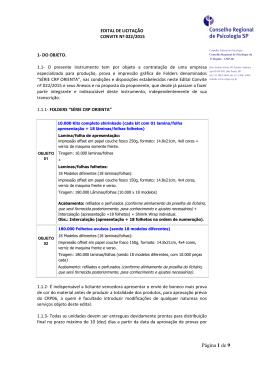 7-Edital - Licitação CV 022.2015- folders série CRP orienta
