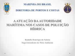 Autoridade Marítima
