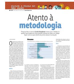 Pesquisa feita no site do Correio Braziliense mostra que o método é